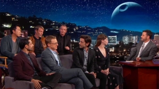 Gareth Edwards Admits He Stole A Key Item From The 'Rogue One' Set On 'Jimmy Kimmel Live'