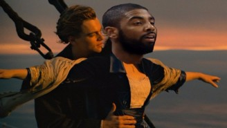 An Internet Genius Set Kyrie Irving's Latest Game-Winner Against Golden State To The Song From 'Titanic'