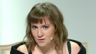 Lena Dunham Says She Hasn't Had An Abortion, But 'I Wish I Had'