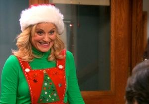 Let Leslie Knope Show You How To Be The Champion Of Holiday Giving