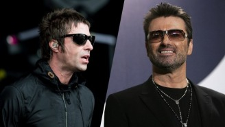 Liam Gallagher Spanked A 'Fan' That Mocked George Michael's Death Mercilessly
