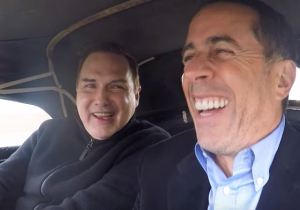 Norm Macdonald Is Ready To Bring His Weird Charm To 'Comedians In Cars Getting Coffee'