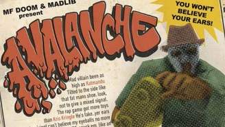 MF Doom And Madlib Go Full Superhero With A New Song And Action Figure