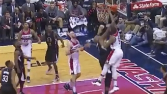 Markieff Morris Dropped The Sledgehammer On Marreese Speights With This Poster Jam