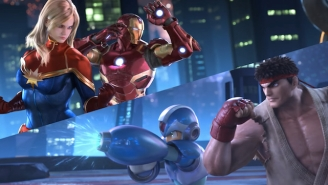 'Marvel Vs. Capcom: Infinite' Is Set To Arrive In 2017, But Let's Freak Out About This Teaser Right Now