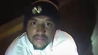 Patriots Receiver Michael Floyd Was Beyond Incoherent In The Video Of His DUI Arrest