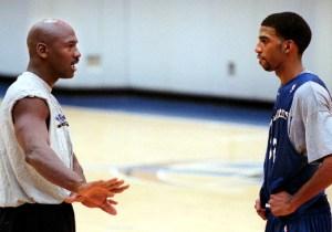 Michael Jordan Told A Young Rip Hamilton He Didn't Deserve To Wear Jordans