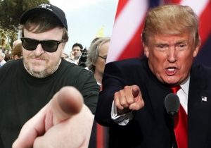 Michael Moore Bluntly Voices What Some Are Probably Thinking About Trump: 'He's Gonna Get Us Killed'