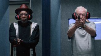 Michael Caine, Morgan Freeman, And Alan Arkin Will Rob A Bank In Zach Braff's New Movie