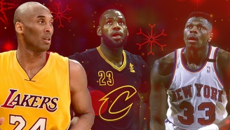 The Rise Of NBA's Christmas Day, From Afterthought To Full-Fledged American Tradition