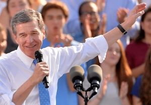 The North Carolina GOP's Attempt To Limit The New Governor's Powers Has Been Halted… For Now