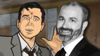 'Archer' Art Director Neal Holman On His New Book And Whether Or Not 'Pacific Heat' Ripped Him Off