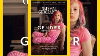 National Geographic Puts Trans Person On The Cover For First Time In Its 130-Year History
