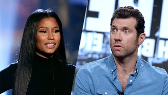 Nicki Minaj's New Hero Is Billy Eichner And She Wants To Meet His 'Petty Ass'