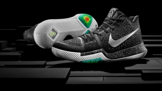 Kyrie Irving's New Signature 'Kyrie 3' Shoe Is Finally Here