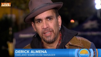 Matt Lauer's Interview With The Landlord From The Oakland Warehouse Fire Was Tense And Emotional