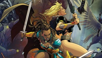 'Underworld' Creator Kevin Grevioux Will Write The Untold Story Of Wonder Woman's Amazons