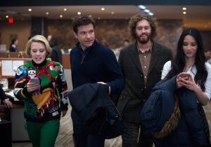 'Office Christmas Party' Is Reasonably Funny And Powerfully Generic