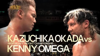 Number One With A Bullet: Kenny Omega Shares His Fear Wrestling Is Heading Towards A Monopoly