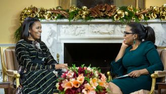 What's On Tonight: Michelle Obama Gives Her Final Interview To Oprah Winfrey