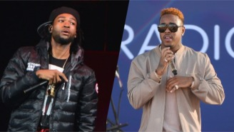 PartyNextDoor Removed Jeremih From His Tour After Endless Drama