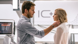 'Passengers' Probably Isn't What You Think It's About, And Its Creators Know It's A Risk