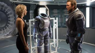 'Passengers' Proves Endings Are Hard
