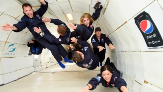Inside The Mostly Hilarious And Sometimes Terrifying Experience Of Flying In Zero Gravity