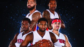 The Pistons Have Created An Innovative Online Game That Lets You Take On Their Players
