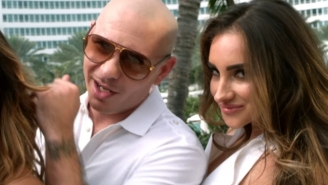After Republican Backlash, Pitbull Revealed What Florida Paid Him For The Not-So-Subtle 'Sexy Beaches'