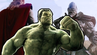 'Thor: Ragnarok' Officially Heads To 'Planet: Hulk' And Hints At Some Classic Marvel Influences