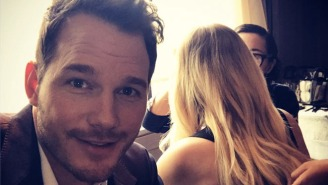 Chris Pratt Is Trolling The Heck Out Of His Instagram Followers With Photos Of Jennifer Lawrence