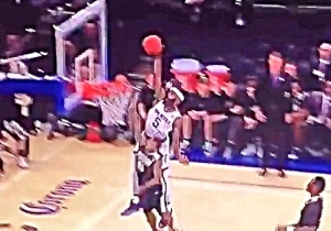 This Purdue Defender Had No Idea An Arizona State Player Was About To Put Him On A Poster