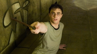 Daniel Radcliffe Was Cast As Harry Potter Because Of His 'Balls'