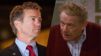 'Seinfeld' Superfan Rand Paul Channels Frank Costanza With His Annual Festivus Airing Of Grievances