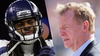 Richard Sherman Again Unloaded On The NFL For 'Poopfest' Thursday Night Games