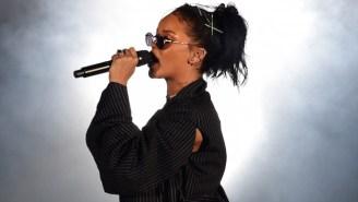 Harvard Named Rihanna Their Humanitarian Of The Year