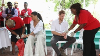 Rihanna and Prince Harry Want You To Get Tested For World AIDS Day