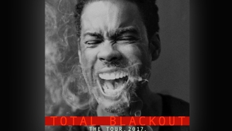 Chris Rock Announces His First Major Stand-Up Tour In Close To A Decade