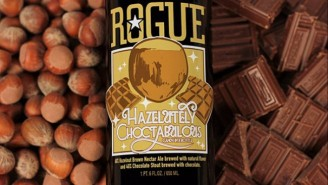 Rogue Says 'Happy Holidays' With A Candy Bar In A Bottle