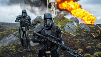 Against All Odds, 'Rogue One' Delivers A Gritty, Flawed, Thrilling Adventure