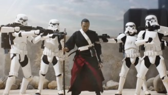 'Rogue One' Toys Reenact One Of The Movie's Best Non-Spoilery Scenes