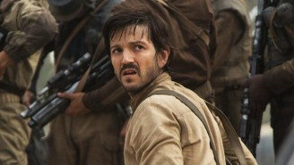 Talking To Diego Luna About Playing Cassian Andor In 'Rogue One' Is Pure Joy