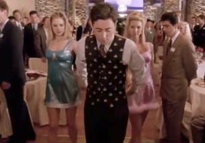 This Musical Tribute To Dancing In '90s Movies Is All That And A Bag Of Chips