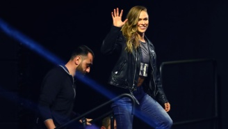Oddsmakers Don't Like Ronda Rousey's Chances Of Winning At UFC 207