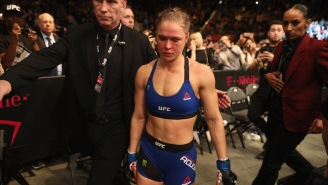 The Audio From Ronda Rousey's Corner Makes Watching Her Loss To Amanda Nunes More Brutal