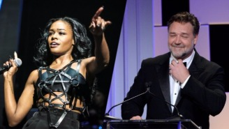 Azealia Banks' Battery Case Against Russell Crowe Was Thrown Out Quicker Than She Was