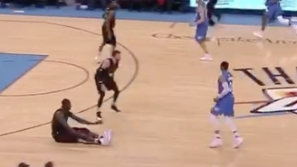 Russell Westbrook Proved That He's A Jedi When He Used His Mind To Cross Up Gorgui Dieng