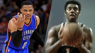 Russell Westbrook Tied An Oscar Robertson Record With His Latest Triple-Double