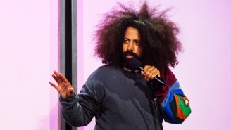 Reggie Watts On His Comedy Special, Doing His Own Thing, And Making Music With Donald Glover
